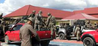TNI-Polri Telah Kuasai Wilayah KKB di Nduga (Papua)