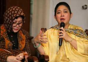 Potret Keluarga Cendana: Titiek Soeharto Siap Maju Jadi Ketum Golkar