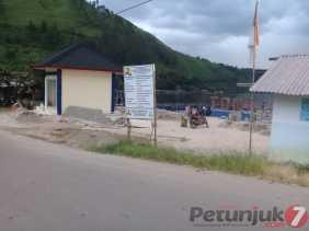 Menelusuri Proyek Ditjen PUPR Untuk Objek Wisata Danau Toba di Desa Tongging, Tetapi...