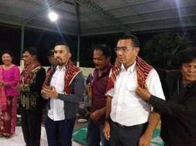 Pemangku Adat Bersama Masyarakat Desa Batu Karang (Karo) Dukung Arya Sinulingga Jadi Caleg DPR RI