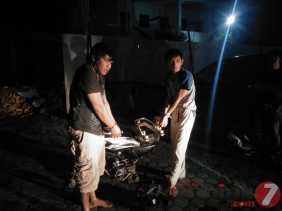Dua Pelaku Curanmor di Simpang SMAN 1 Tiga Panah Berhasil Diamankan Polres Karo