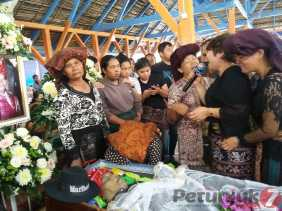 Selamat Jalan Wartawan Senior Tanah Karo (Jipta Albert Bukit), Setepanus: Guru Bagi Saya...