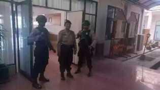 KPK Geledah Gedung DPRD dan PUPR Bengkalis