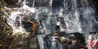 Melirik Keindahan Air Terjun Sendulpak di Juhar (Karo)