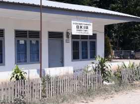 Warga Sebut Puskesmas Pembantu di Desa Rambah Tampu (Lau Baleng) Tidak Terawat