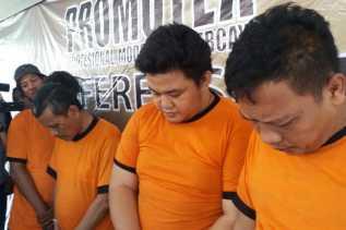 Pengganda Uang: Tipu Seorang Pengusaha Rp500juta, 4 Orang Dukun Ditangkap Polisi