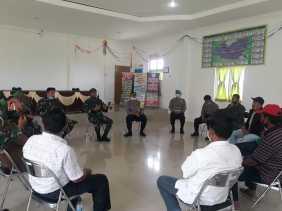 Salah Paham Oknum TNI vs Oknum Pemuda di Merek Dimediasi, Danbrigif 7/RR: Diselesaikan Kekeluargaan