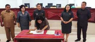 Bupati Karo Usulkan Propemperda Terkait 21 Ranperda ke DPRD