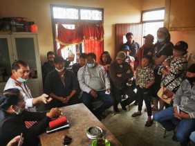 Pemkab Karo Akan Beri Satu Orang Per Satu TPS ke Pedagang yang Jadi Korban Kebakaran di Berastagi