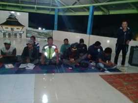 Koramil 05/Payung Hadiri Musrembang Desa Kutambaru