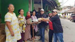 HUT Perdana PJTK Gelar Baksos, Bagikan Sembako 200 Paket ke Warga yang Layak Menerima
