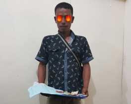 Rizal Tarigan Ditangkap Polsek Mardingding Terkait Judi Toto Malam