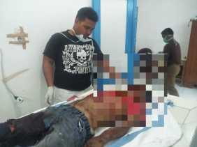 Kecelakaan Maut di Jalan Berastagi - Simpang Empat, Dua Pengendara Septor Ini Meninggal Dunia