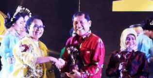 Bupati Karo Terima Penghargaan KLA Kategori Pratama