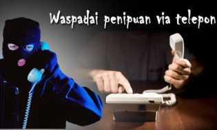 Waspada...! Undian Berhadiah Ngaku dari Telkomsel Incar Korban di Pekanbaru