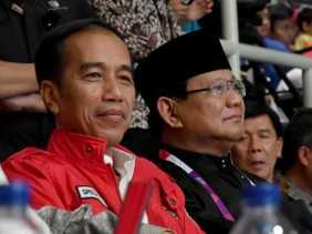 KPU: Jokowi dan Prabowo Capres 2019