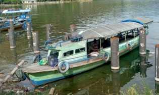 Pembangunan Pelabuhan di Desa Tongging Dilanjutkan Atau Terbengkalai (?)...