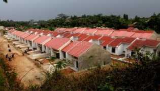 DP Rumah  1% Dongkrak Target Sejuta Rumah