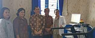 Bupati Karo Meresmikan Poliklinik Jantung di RSU Kabanjahe