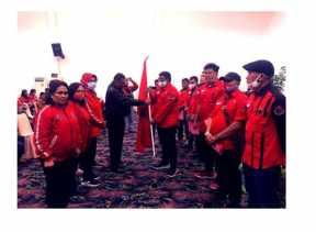 Doddy Sinuhaji Kembali Terpilih Ketua PAC - PDIP Berastagi
