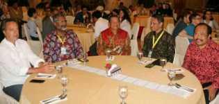 The 7th International Workshop on Collapsed Calderas: Pakar Geologi Dunia Kumpul di Samosir