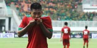 Ada Lima Pemain Langganan Timnas yang Tak Dipercaya Luis Milla untuk PSSI Anniversary Cup