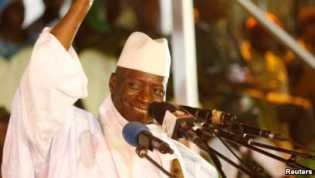 Sudah Diasingkan, Presiden Gambia Dituduh Korupsi Besar - besaran
