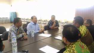 Bupati Rohul Penuhi Panggilan Bawaslu Riau