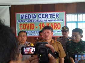 Gugus Tugas Percepatan Penanganan Covid-19 Kabupaten Karo Butuh Dana Rp30 M