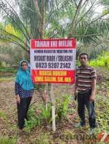 Aslinya Hilang, Sulasmi Memohon Bantuan Kelurahan Pebatuan Untuk  Terbitkan SKG Baru
