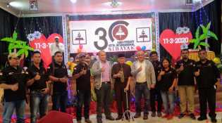 HUT Hotel Internasional Sibayak ke 30 Tahun, Tadjudin: Usia Tua, Namun  Pelayanan Tetap Muda...