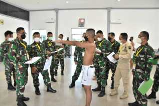 Danrem 023/KS Kolonel Inf Febriel Buyung: Hindari Hal-hal Yang Tak Terpuji