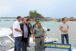 Mengorbitkan Aset Wisata Rohil: Keindahan Alam Pulau Jemur