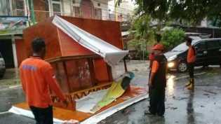 BMKG Prediksi Puting Beliung di Bangkinang Bisa Terulang Kembali