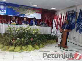 Rapat Pleno PAN Padangsidimpuang, Ini Visi dan Misi Balon Walikota dan Wakilnya 2018 - 2023