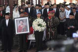 Presiden Jokowi: Ibu Ani Istri yang Setia Dalam Suka danDuka...