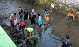 Pembuangan Limbah ke Sungai Ditekan