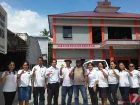 Direhap, Kini Puskesmas Tiga Binanga Gedung Baru, dr Jendamuli: Pasien Lebih Diutamakan