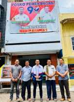 Bantu Masyarakat, Perindo Kabupaten Karo Gelar Bazar Murah