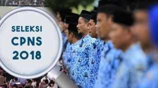 Hari Ini BKD Riau Umumkan Peserta yang Lulus CPNS