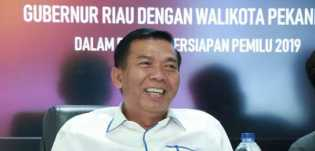 Wali Kota Pekanbaru Tegaskan ASN Jaga Netralitas Saat Pemilu 2019