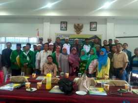 Arie Tour dan Travel Gelar Gathering PIP Umroh ke Tanah Karo