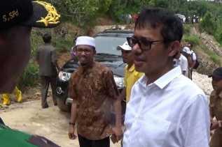 Gubernur Sumbar Ancam Cabut Izin Tambang Meledak di Sawahlunto