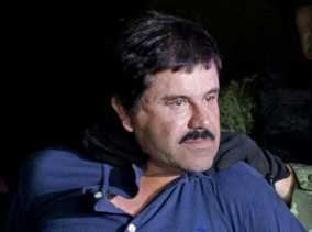 Gembong Narkoba Meksiko El Chapo Dinyatakan Bersalah