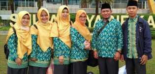 MTQ Nasional ke-XXVII di Medan, 4 Qori dan Qori'ah Inhil Masuk Kafilah Riau