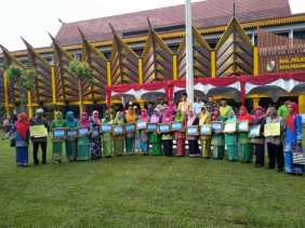 37 Sekolah di Pekanbaru Raih Penghargaan Adiwiyata