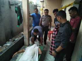 Warga Heboh, Rasli Ditemukan Tewas di Kamar Hotel Istana VIII