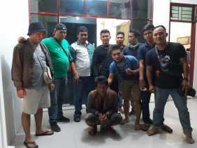 Napi yang Kabur dari Lapas II Bengkalis (Riau) Ditangkap Polres Karo di Berastagi