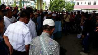 Aksi DPP-FKM di Kantor Walikota dan DPRD Padangsidimpuan Ungkap Dugaan Kecurangan Pilkades