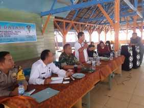 Musrembang Desa Rumah Berastagi, Camat: Merupakan Acuan RKPDes Tahun 2020